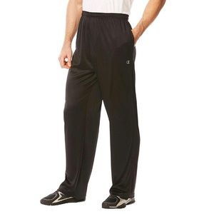 New Champion Black Pants Pull On Track Vapor 5XL